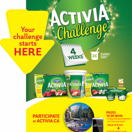 Activia Greek Yogurt
