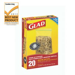 Clorox Glad Stand Up Bags