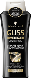 Gliss Ultimate Repair Shampoo