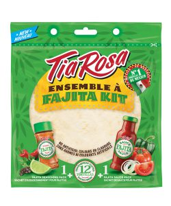 Tia Rosa Taco and Fajita Kit