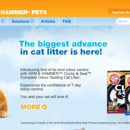 ARM & HAMMER® PETS