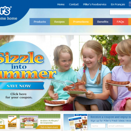 Piller's Website