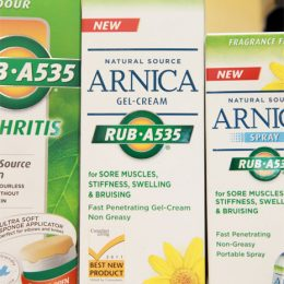 RUB A535 Arnica Gel-Cream