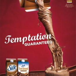 Silk Print Ad