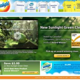 Sunlight Website