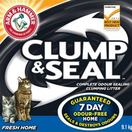 Clump & Seal Cat Litter