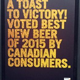 Glad Poster