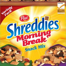 Shreddies Morning Break