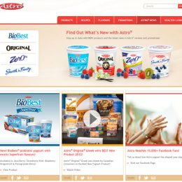 Astro Website
