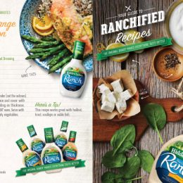 Hidden Valley Ranch Booklet