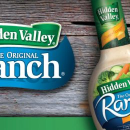 Hidden Valley Ranch Sign