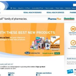 Rexall Website