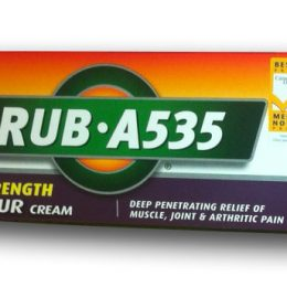 Rub A535 Ultra Strength